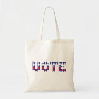 Vote Tote Budget Tote Bag