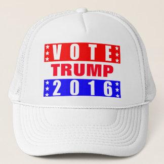 Vote Trump 2016 Presidential Election Trucker Hat