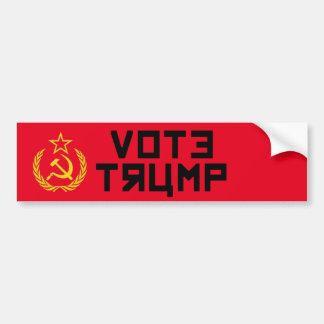Vote Trump Comrade Bumper Sticker