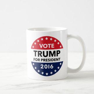 Vote Trump for President Coffee Mug