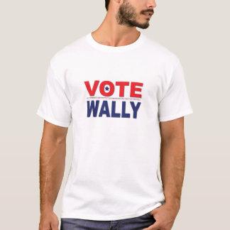 Vote Wally - Standard T-shirt