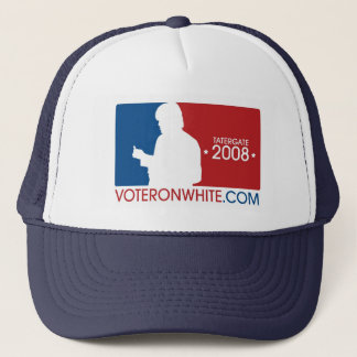 VoteRonWhite Sports Trucker Hat
