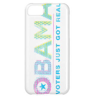 Voters Just Got Real iPhone 5C Case