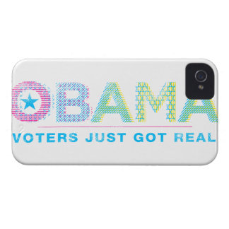 Voters Just Got Real iPhone 4 Cover