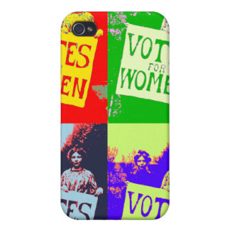 Votes for Women case Cases For iPhone 4