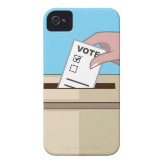 Voting Box iPhone 4 Cases