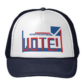 Voting Hat