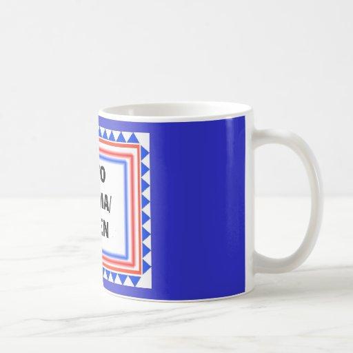 VOTO OBAMA/BIDEN COFFEE MUG