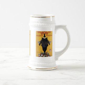 VOV Pezziol Padova Vintage Liquor Label Mug