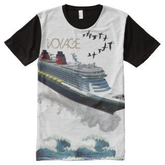 VOYAGE All-Over PRINT T-Shirt