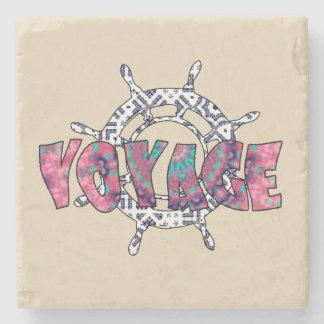 Voyage Stone Coaster