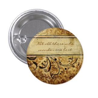 Voyage swipes in 3 cm round badge