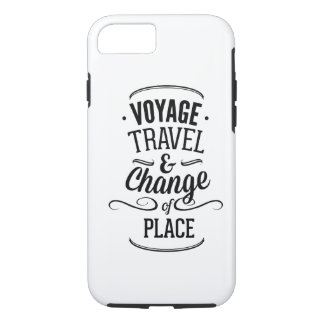 Voyage Travel & Change Of Place iPhone 7 Case