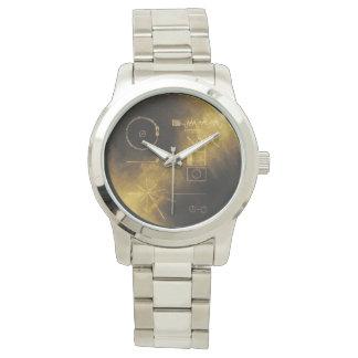 Voyager Golden Message Watch