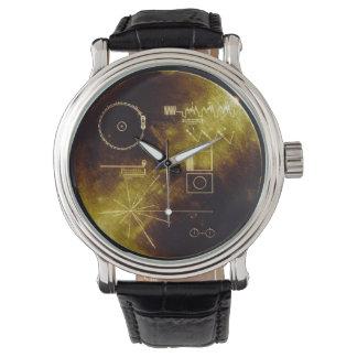 Voyager Golden Record Data Watch