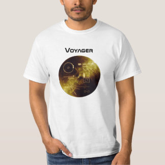 Voyager Golden Record Tee
