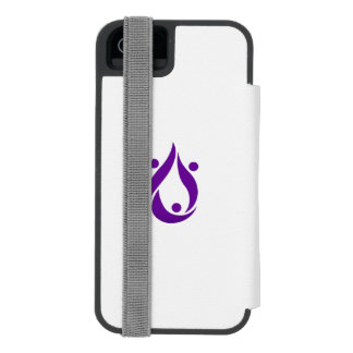 Voyager iPhone Wallet Case - Purple Incipio Watson™ iPhone 5 Wallet Case