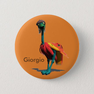 Voyager Mascot Button Collection - Giorgio