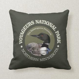 Voyageurs National Park (Loon) Cushion