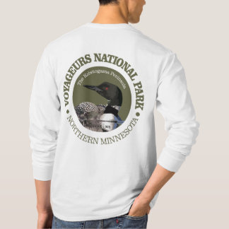 Voyageurs National Park (Loon) T-Shirt