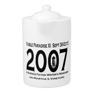 VP11 (2007) Medium Teapot