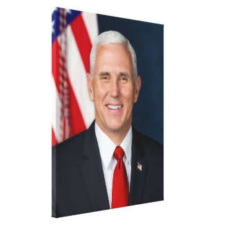 VP Mike Pence Canvas Print