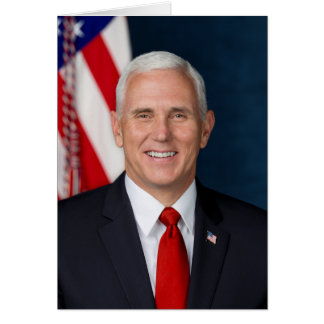 VP Mike Pence Card