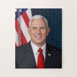 VP Mike Pence Jigsaw Puzzle