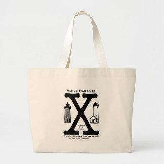 VP X (2010) LARGE TOTE BAG