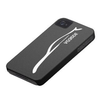 VQ35DE - G35 Coupe White Silhouette iPhone 4 Case