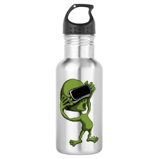 VR Alien 532 Ml Water Bottle