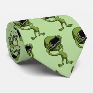 VR Alien Tie