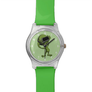 VR Alien Watch