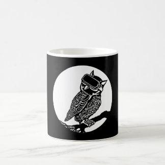 VR Owl Coffee Mug