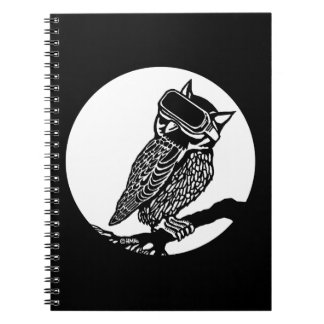 VR Owl Notebooks