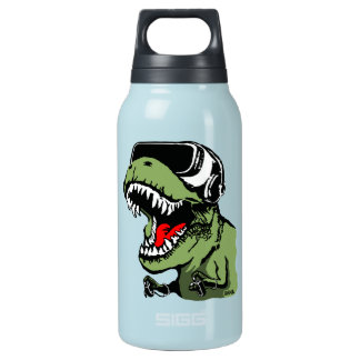 VR T-rex Insulated Water Bottle
