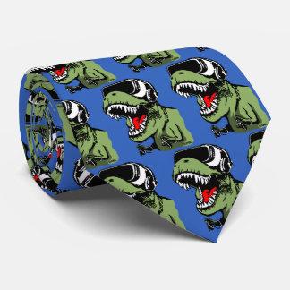 VR T-rex Tie
