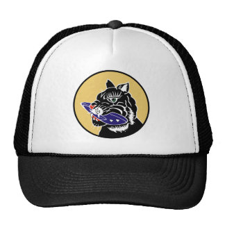VS-23 The World Famous Black Cats WFBC Hat