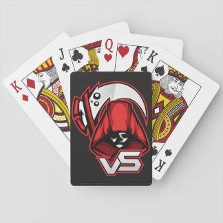 [vS Logo] Playing Cards