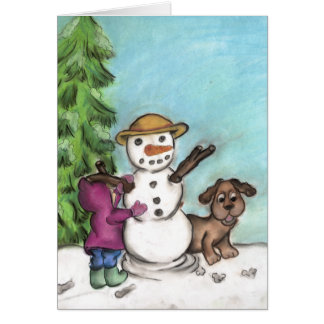 VSA Holiday Card - Kathy Kooyman