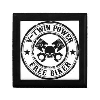 VTWIN POWER FREE BIKER GIFT BOX