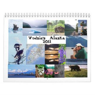 Vudsie's Alaska Calendars