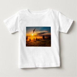 Vulcan Bomber Misty Dawn Baby T-Shirt