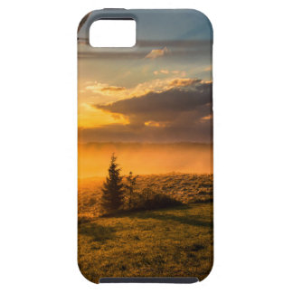 Vulcan Bomber Misty Dawn Tough iPhone 5 Case