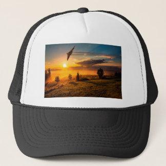 Vulcan Bomber Misty Dawn Trucker Hat