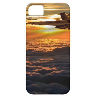 Vulcan bomber sunset sortie barely there iPhone 5 case