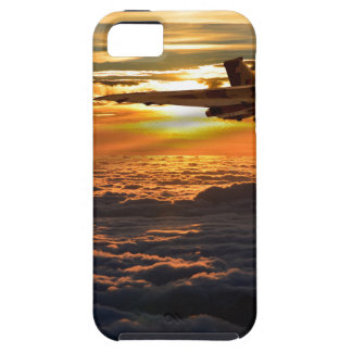 Vulcan bomber sunset sortie case for the iPhone 5