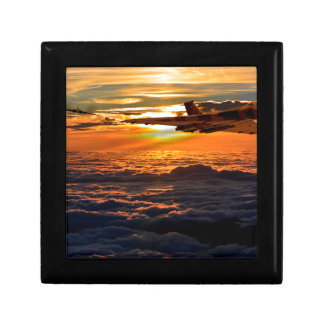 Vulcan bomber sunset sortie gift box