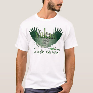 Vulcan motorcycle shirt