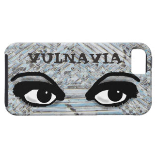 VULNAVIA EYES by Jetpackcorps Tough iPhone 5 Case